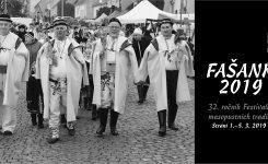 32. festival masopustních tradic ve Strání FAŠANK 2019