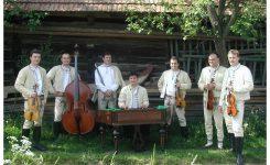Čtvrtstoletí straňanské cimbálové muziky Strýci