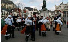 Straňanské old stars zazářily v Belgii